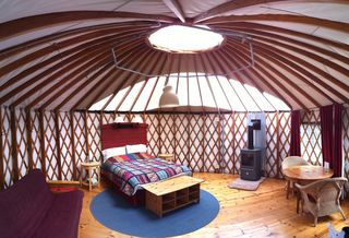 Treebglamp interiorr