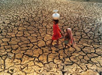 India-sequia